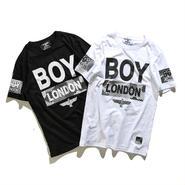 BOY LONDON  男女兼用 半袖 tシャツ 2色選択 EQW091