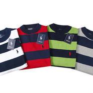 ポロ 新入荷 新作セーター 4色選択 送料無料 ECMY017