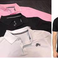 ナイキ 人気新品 ポロシャツ 3色選択 男女兼用 XLZ1035