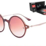 Ray-Ban  カラーグラス 丸レンズサングラス 4色 RB6511