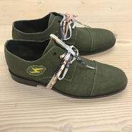 Esquivel Shoes × Nick Fouquet  Vintage French Military Hemp Canvas  US9.5