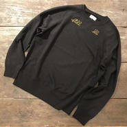 "LOT, STOCK AND BARREL chainstitch sweatshirt ""still ill"""