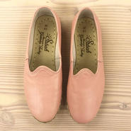 Sabah  (サバ)SLIP-ON smooth leather ROATAN ROSE