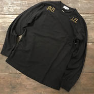 "LOT, STOCK AND BARREL chainstitch L/S shirt ""still ill"""