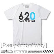 T-shirts [Every Kind of Way] TMT01-EKW-WT [エヴリィカインドオブウェイ:ホワイト]