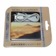 再入荷!モバイルバッテリー 『黄金の海』