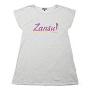 【おそ松さん×SR'ES RAINBOW】コラボ ドルマンスリーブワンピース - Iyami「Zansu!」