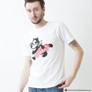 【FELIX THE CAT】ALOHA SKATE T-SHIRT