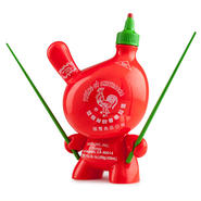 Sketracha Solid 8 inch Dunny by Sket One