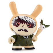 Sylvie 3-inch Dunny by Doubleparlour
