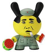"""Mao 8"""" Dunny by Frank Kozik"""