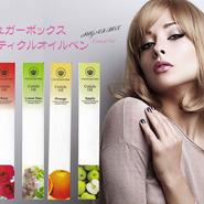 オシャレの街、お神戸の美容院でも、お販売されております、シュガーボックス キューティクルオイルペン5本セット