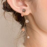 【non-no 6月号掲載】Grape Earring  グレープイヤリング
