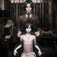 複製原画パネル「屍者の帝国 #001」P10サイズ