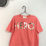 nunuforme  HERO Tシャツ
