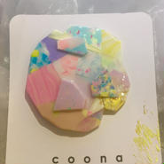 coona × une コラボバレッタ