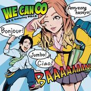 池田彩 5th Single 「WE CAN ∞ featuring 伊勢大貴 / Lovin' you featuring 五條真由美」