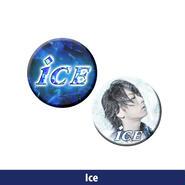 ice 缶バッジ