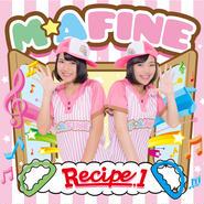 MAFINE 1st Mini Album 「Recipe.1」