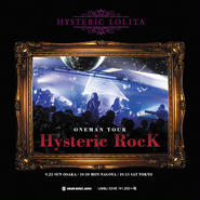ONEMAN TOUR 「Hysteric RocK Live Tour 2016」 DVD