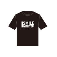UUUMチャリティ Tシャツ(黒)【3月下旬〜発送】