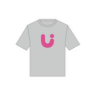 UUUM Tシャツ(印刷色:ピンク)【3月下旬〜発送】