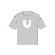 UUUM Tシャツ(印刷色:白)【3月下旬〜発送】