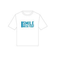 UUUMチャリティ Tシャツ(白)【3月下旬〜発送】