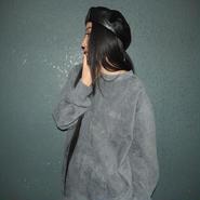 ViiDAコーデュロイセットアップ(gray)