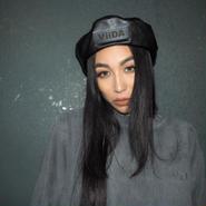 ベレー帽(black)