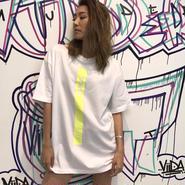 ViiDAラインT(white)