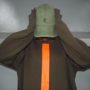 handsign cap(khaki)