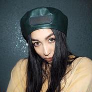 ベレー帽(Green)