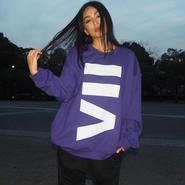 VIIスウェット(purple)