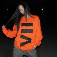VIIスウェット(orange)