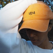 New ViiDAロゴCAP(orange)