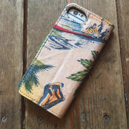 1940's Hawaii Pillow Case iPhone6/6s&7 Case #1