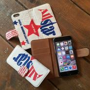 "Vintage Lead Shot Bag iPhone6/6s Case, ""All Star"""