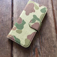USMC Hunter Duck Camo  iPhone6/6s&7 Case, Green