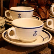 40's US Navy Cup & Saucer