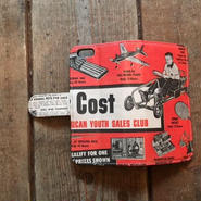 """Vintage Ad iPhone6/6s Case, """"Toy Ad"""""""