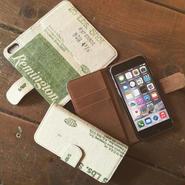 """Vintage Lead Shot Bag iPhone6/6s Case, """"Remington"""""""