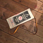 Vintage Lead Shot Pouch, Lawrence Two Color