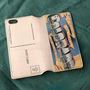 """Pictorial Wonderland of America"" iPhone6/6s Leather Case, ""Colorado"""