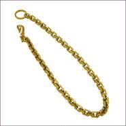 ウォレットチェーン 真鍮 (しんちゅう)あずき メンズ 10006153