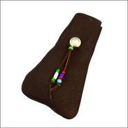 ベルトループ付き 鹿革 たばこケース(シガレットケース)  10007890