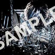A1 size panel with RYO:SUKE's original lyric[TYPE-1]