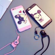 新作 大人気mouseスマホケース iPhone5 iPhone6 iPhone6S Plus ケース