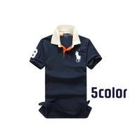 人気定番半袖 polo ポロシャツ6COLOR 「PL-08」