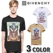 ★[激安・数量限定]  【 GIVENCHY ジバンシー 】Robotプリント カジュアル Tシャツ 【GVT-04】